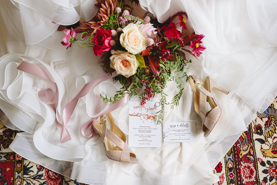The-Manor-Wedding-Leaf-and-Bloom-Florals