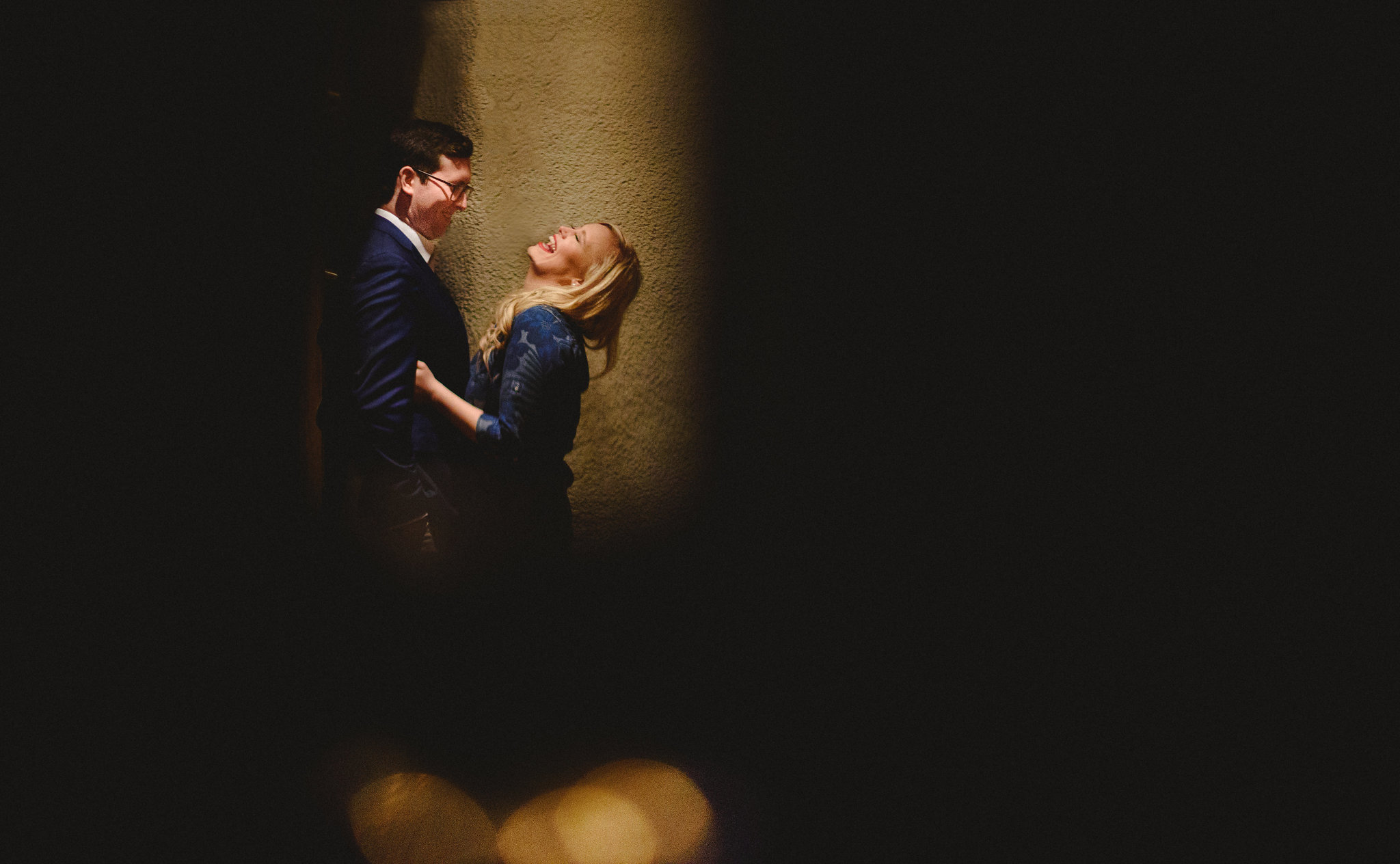 Wine-Cellar-engagement-session
