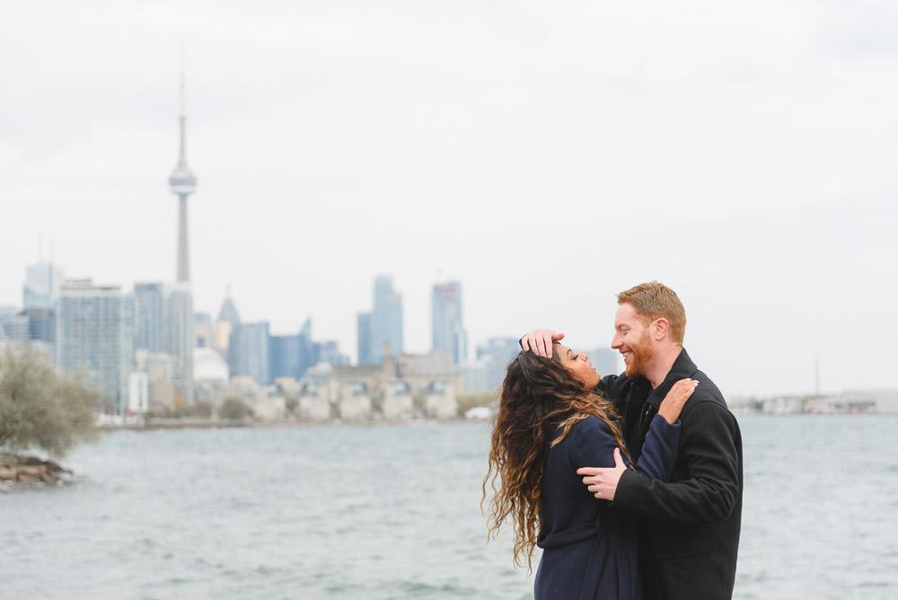 Toronto Proposal Photographer Downtown Toronto Proposal 13